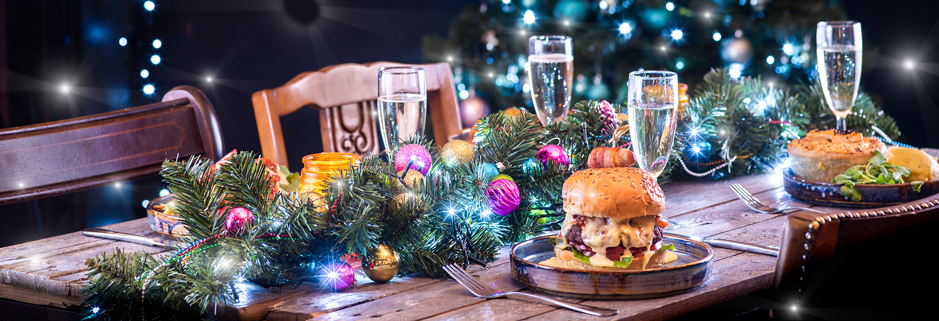 Christmas at The Railway Tavern