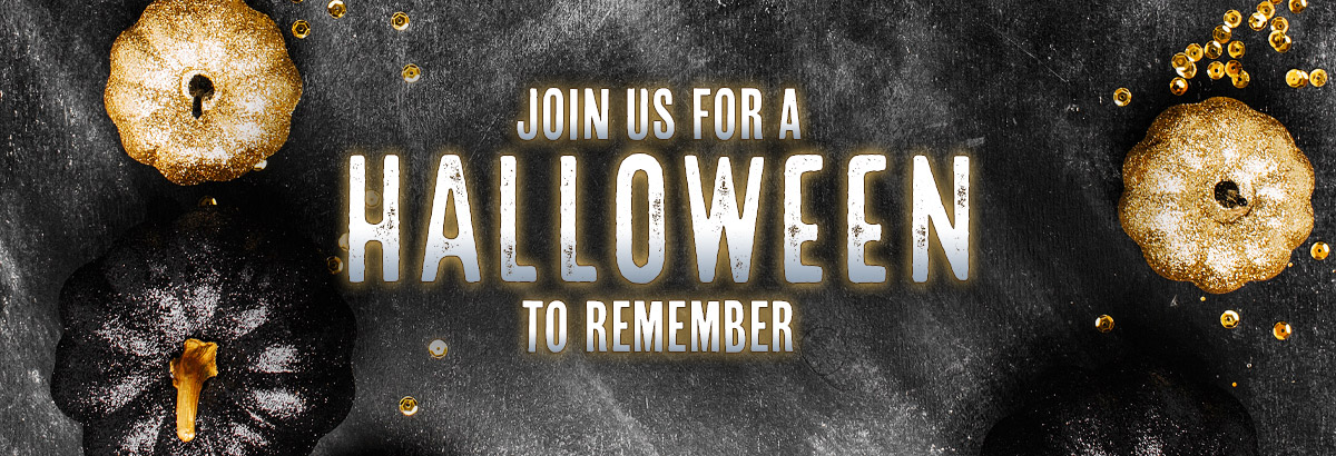 Halloween at The Railway Tavern